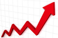 upward arrow chart