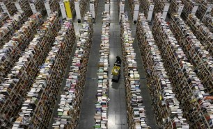 Amazon Warehouse Reuters